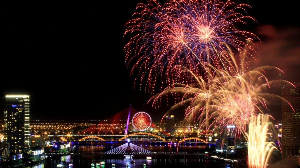 LỄ HỘI PHÁO HOA QUỐC TẾ ĐÀ NẴNG - DANANG INTERNATIONAL FIREWORKS FESTIVAL 2020